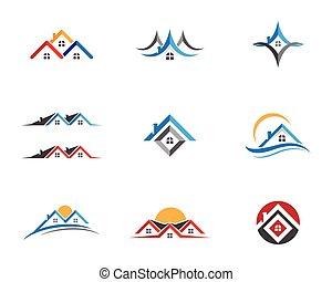 ロゴ, 特性, テンプレート
