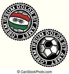 ロゴ, 現代, フットボール