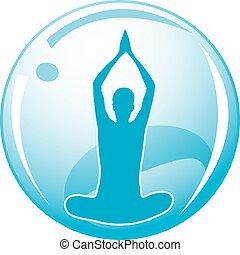 ロゴ, 瞑想