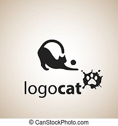 ロゴ, 2, ねこ