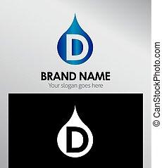 ロゴ, d, 手紙