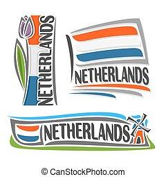 ロゴ, netherlands