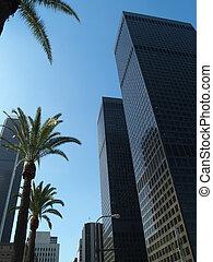 ロサンゼルス, 超高層ビル
