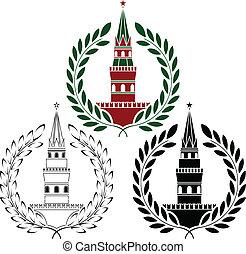 ロシア人, タワー, セット