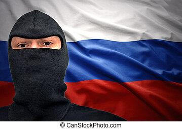 ロシア人, 危険