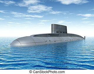 ロシア人, 潜水艦