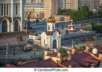 ロシア正統教会, 夕方