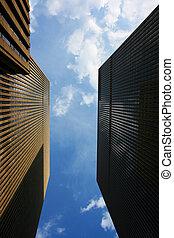 ロックフェラー・センター, highrise, 建物