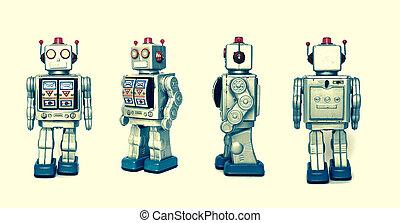 ロボット, おもちゃ