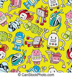 ロボット, パターン, seamless