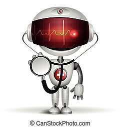 ロボット, 医者