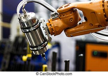 ロボット, 手