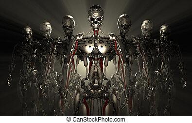 ロボット, 進んだ