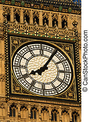 ロンドン, 時計