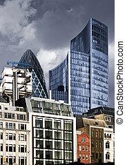 ロンドン, 都市