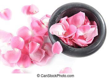 ローズ 花弁