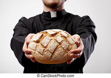 ローフ, 司祭, 保有物, bread