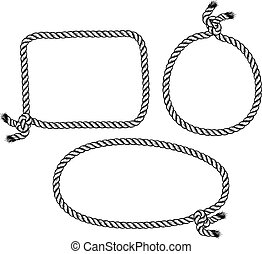 ロープ, 結び目