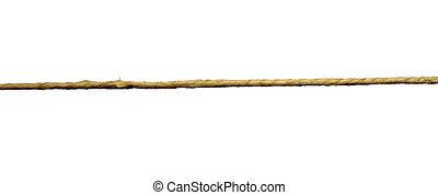 ロープ, 線