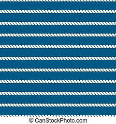 ロープ, seamless, 明るい, 背景, 海事, しまのある