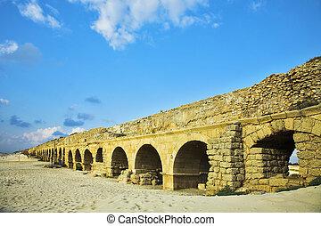 ローマ人, 期間, 水路, 海岸