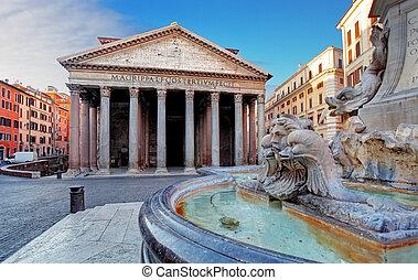 ローマ, イタリア, パンテオン