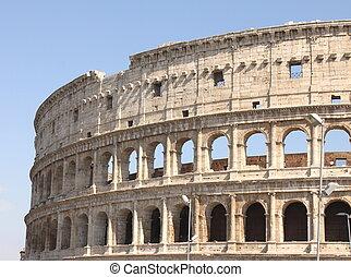 ローマ, 偉人, colosseum, イタリア