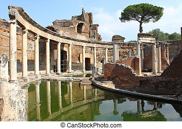 ローマ, 別荘アドリアーナ