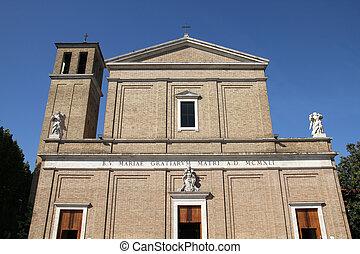 ローマ, 教会