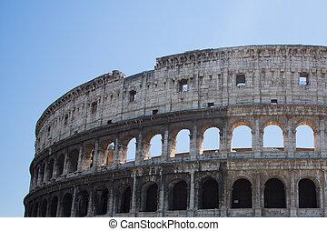ローマ, colosseum, イタリア