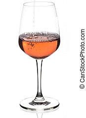 ワイン, たたきつける