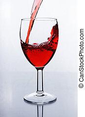 ワイン。, 赤