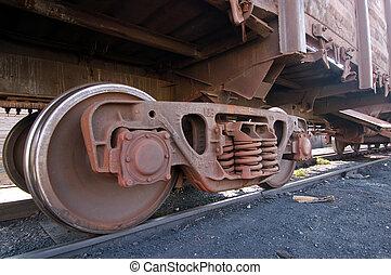 ワゴン 列車