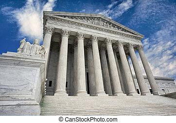 ワシントン, 最高, court.