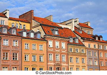 ワルシャワ, ポーランド