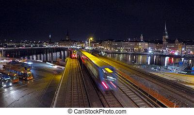 一般, 看法, ......的, 斯德哥爾摩, 城市
