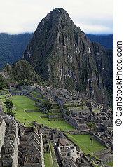 一般, 看法, ......的, inca, 城市