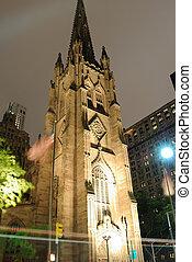 三位一体教会