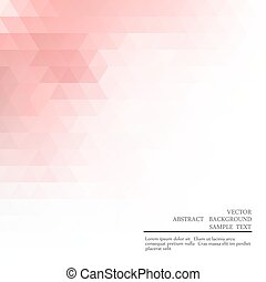 三角形, カラフルである, shapes., pattern., レトロ, 背景, 幾何学的, モザイク