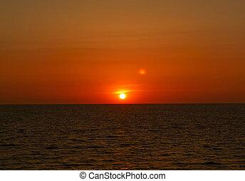 上昇の 太陽