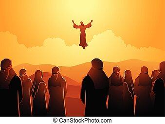 上昇, イエス・キリスト
