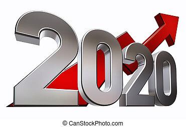 上昇, 2020