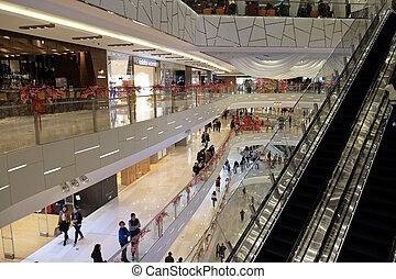 上海, ショッピングモール