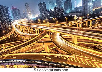 上海, 相互交換