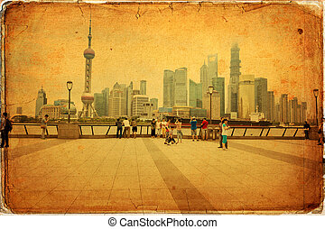 上海, 陶磁器