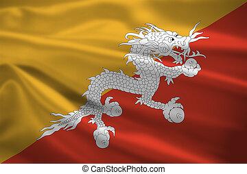 不丹旗, 吹乘風