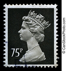 不列顛, 郵票
