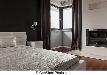 专有权, 寝室, 在中, 现代, 住处