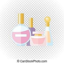 世帯, セール, 器具, parfum