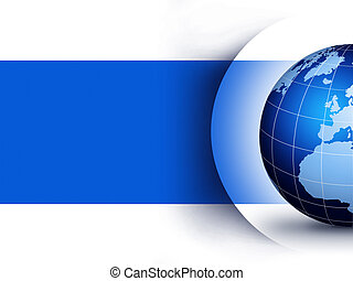 世界全球, 設計, 概念